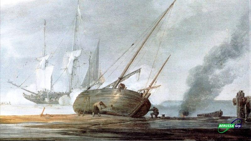 Willem van de Velde the Younger - marine painter