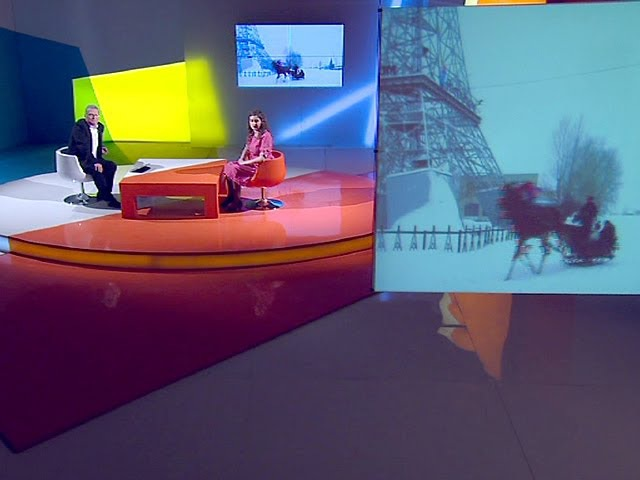 В Париж к нагайбакам Россия любовь моя Телеканал Культура