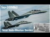 IAF Deploys Four Su-30MKI Fighters To Airbase Near Indo-Bhutan Border