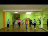 Танцевальная разминка   Sia Cheap Thrills
