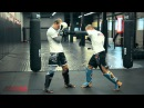 Тайский бокс с чемпионом мира пробиваем печень противника Обучающее видео от 4MMA nfqcrbq jrc c xtvgbjyjv vbhf ghj bdftv