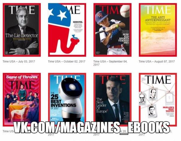 Time USA  November 27 2017