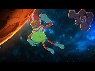 Космический рубеж (1 сезон, 2018) Русский трейлер мультфильма | Крайний космос | Космо-Рубеж | Final Space