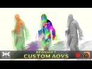 VMT 041 - Redshift Custom AOVs