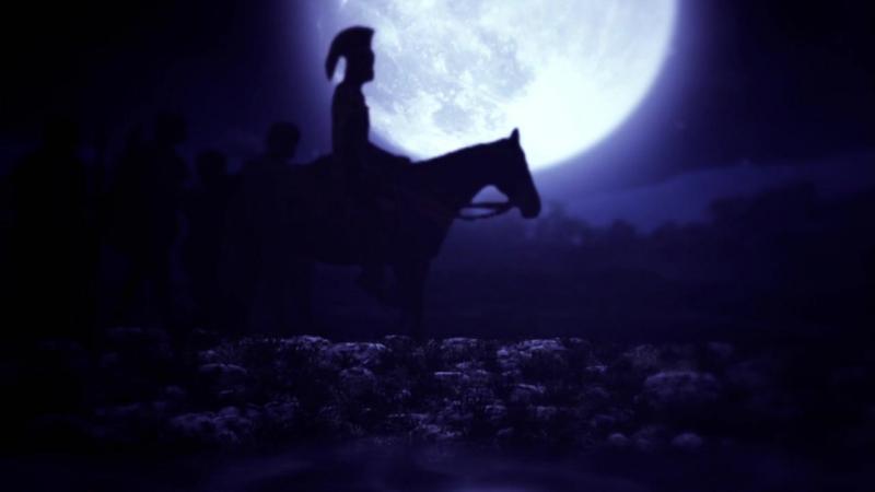 Величайшие сражения древности 6 серия из 8 Александр Бог войны