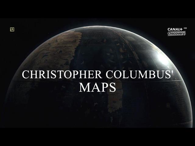 Мир по представлениям Христофора Колумба