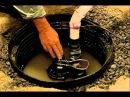 Как установить дренажный насос в цокольном этаже/How to Install a Sump Pump - This Old House