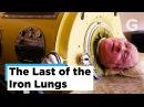The Last Few Polio Survivors Last of the Iron Lungs