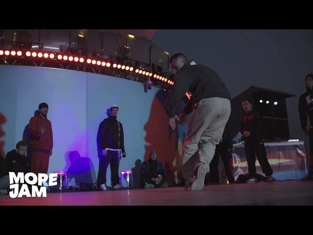Russian Power vs Polskee Flavour More Jam 2017