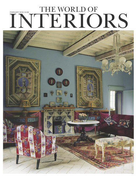 The World of Interiors  February 2018