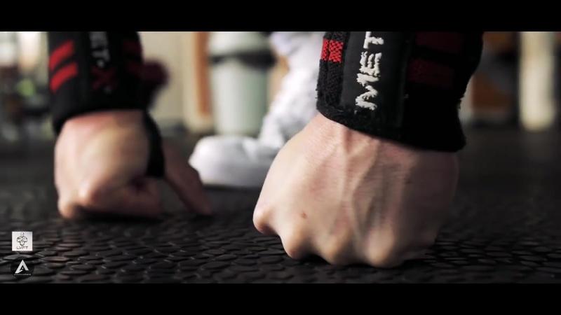 PUSH TROUGHT IT Aesthetic Fitness Motivation