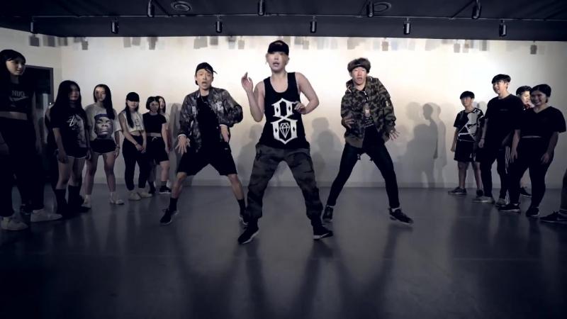 권지용G-Dragon - 개소리BULLSHIT Choreography . HANNA