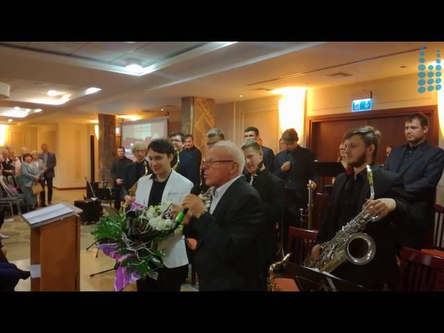 Benefis Henryka Kuźniaka Vabank w wykonaniu Będzin Big Band