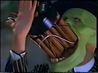 Маска / The Mask (1994) VHS