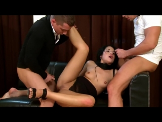 lucy-belle-fingers-her-pussy-until-two-guys-show-up-to-help-her-out
