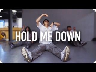 1million dance studio hold me down - daniel caesar / eunho kim choreography