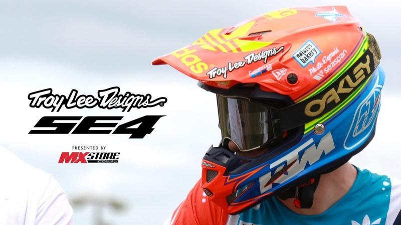 Troy Lee Designs 2019 SE4 Helmets