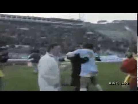 Serie A 1988 1989 day 13 Lazio Roma 1 0 Di Canio
