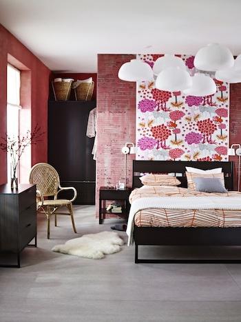 Как оригинально оформить стены в интерьере, изображение №12