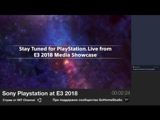 Sony at E3 2018