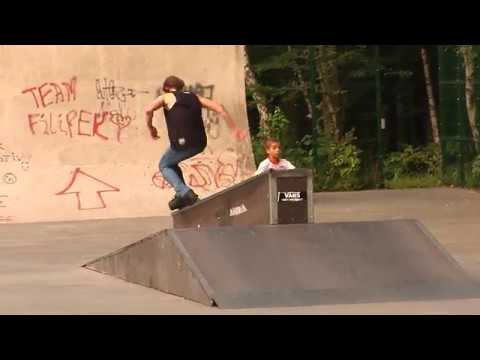Hedonskating 2018 11: Sosnowiec Skatepark Kazimierz