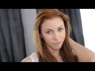 Redhead gets dp and facials (домашнее порно,cumshot,частное,porno,sex,xxx,milf,m