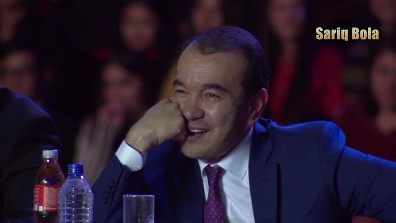 Aktyor final sonida kim golib boldi Ozodbek Nazarbekov qiyin axlovda
