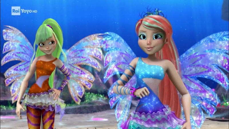 Winx Club Serie 5 Episodio 16 L'eclisse Rai YoYo HD