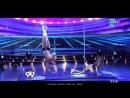 Coki Ramirez Bailando por un sueno agosto Baile del Cano