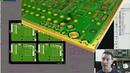 EEVblog 1193 - KiCAD PCB 4 Layer Swapping Stackup