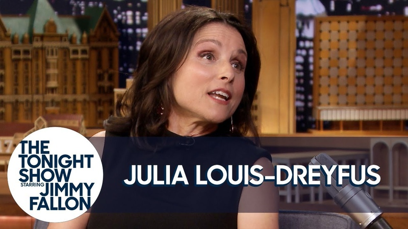 Julia Louis Dreyfus Shows How Good She Is at Swearing Thanks to Veep