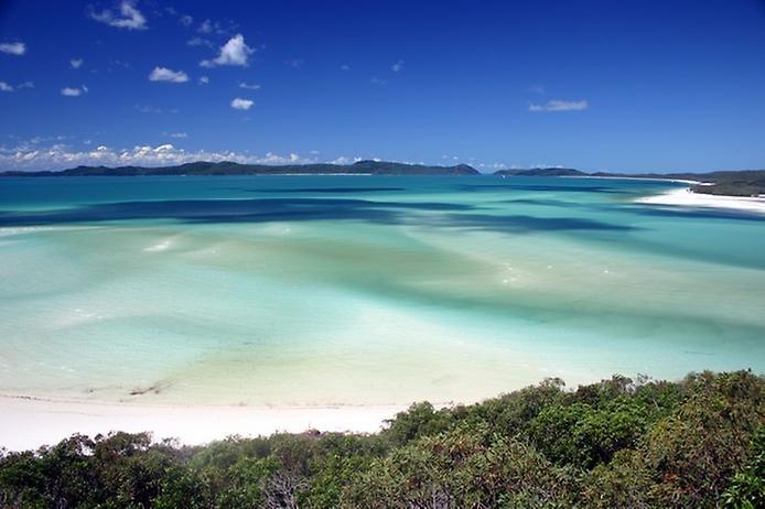 Белый Рай. Один из лучших пляжей Австралии, изображение №2