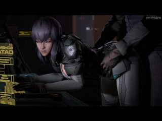Vk.com/watchgirls rule34 ghost in the shell motoko kusanagi sfm 3d porn sound