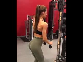 Тренинг для девушек