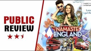"""""""Namaste England"""" Movie Public Review   Arjun Kapoor   Parineeti Chopra"""