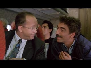 «Паспорт» (1990) - трагикомедия, реж. Георгий Данелия