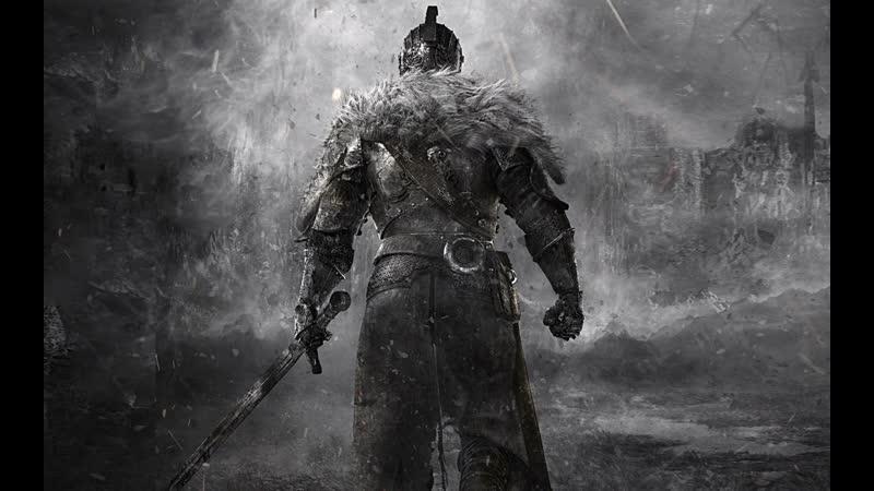Слёзы страх и агония Dark Souls 2 8