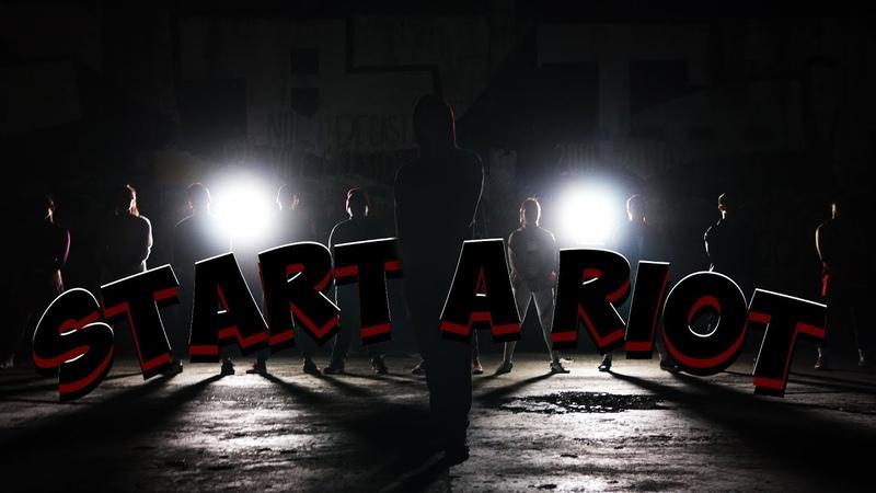START A RIOT DUCKWRTH Shaboozey Choreography by @rapduran @gabisidro @rocosanchez