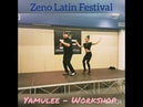 Yamulee - Zeno Latin Festival 2018 - Workshop