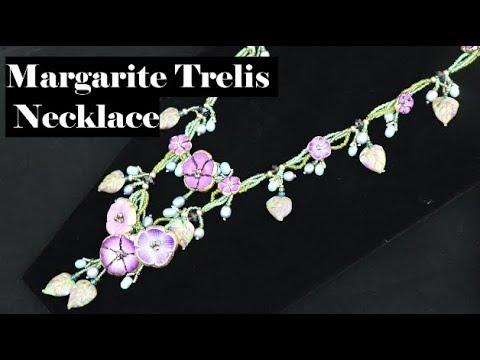Margarite Trelis Necklace