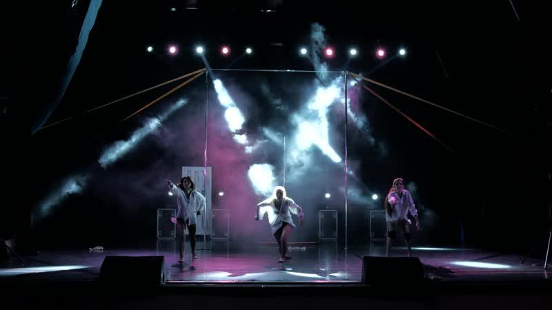 ЗАДВЕРЬЕ отчетный концерт 15 12 18 группа Насти