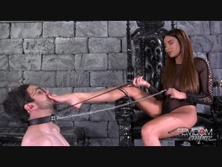 Anissa Kate (Worship Goddess Anissa) [golden rain fisting pissing strapon domina femdom goddess anal sissy latex Foot Worship
