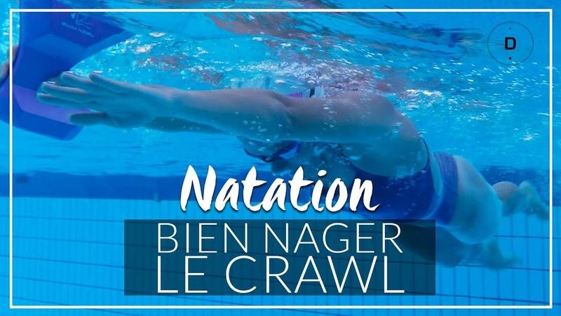 Bien nager le crawl