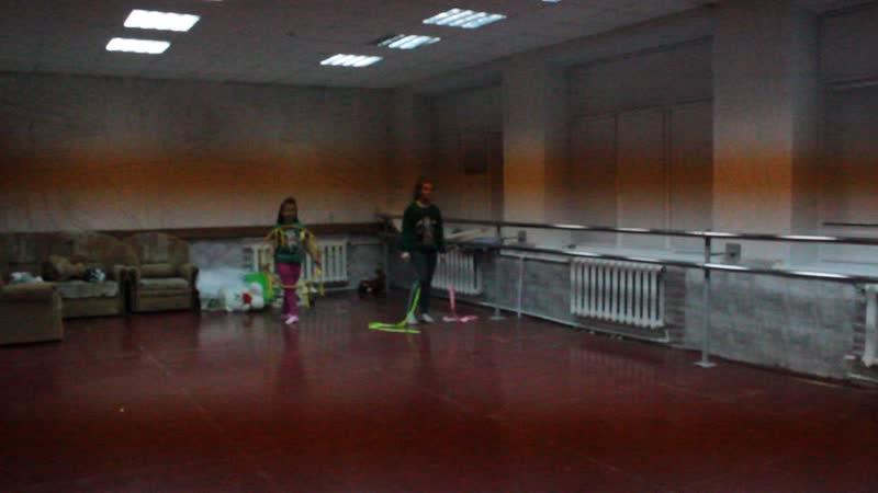 танцевальный коллектив Индиго Мы дети солнца