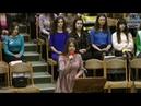 Плаче Господь мiй, песня, Костенко Аня 15.12.2018 ц Вифания