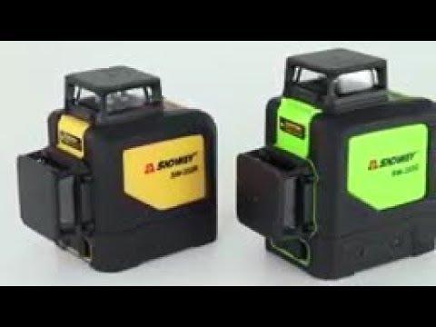 3D Лазерный уровень SNDWAY с Алиэкспресс