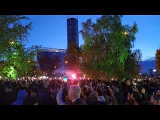 Протесты за сквер. День третий. Стрим Типичного Екатеринбурга