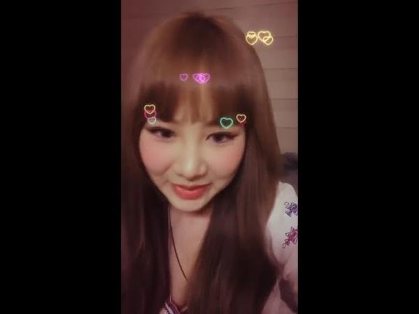 15 Jimin (박지민) Instagram Live [190510]