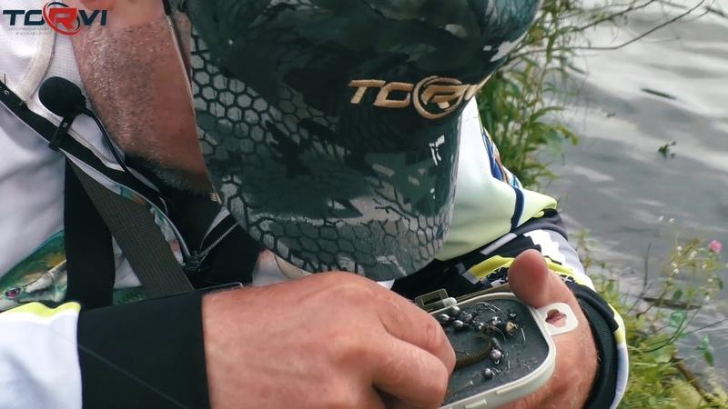 Рыбалка с Torvi. Нагульный пруд Гжелка