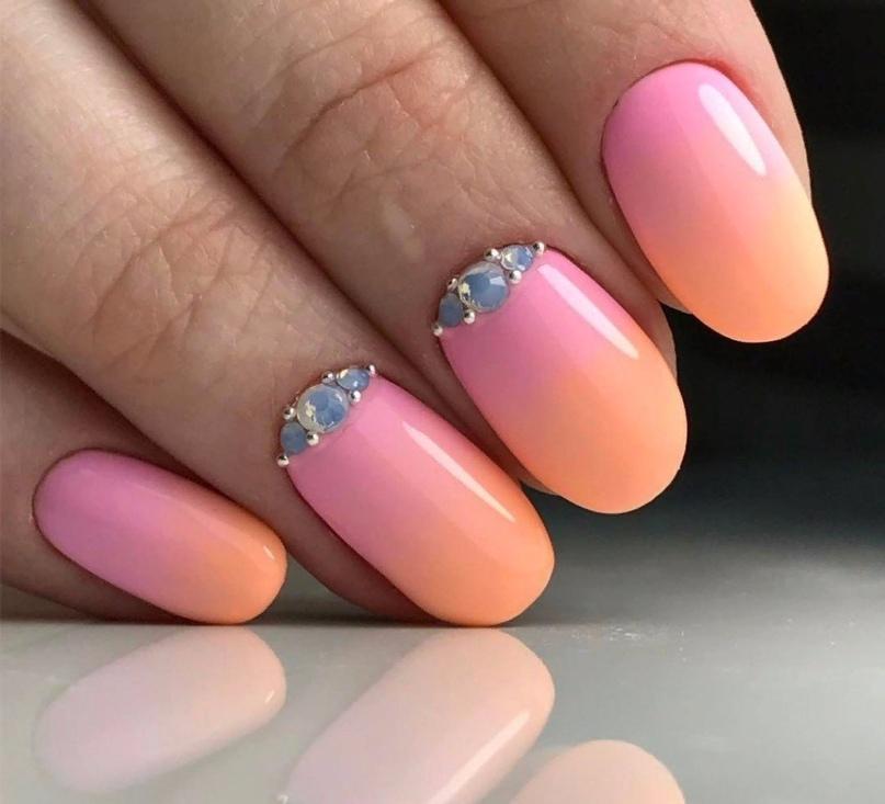 Новинки дизайна ногтей 2018, изображение №29